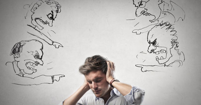 انتقاد-بازخورد منفی-حرفه ای
