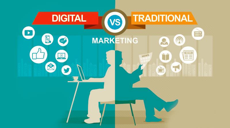 چه مفاهیمی جزو بازاریابی دیجیتال به حساب نمی آیند