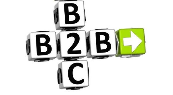 کسبوکارهای B2B و کسبوکارهای B2C