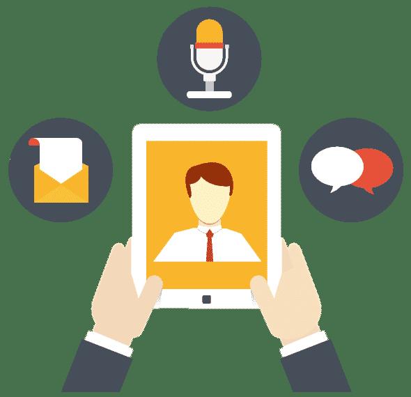 استخدام برای بازاریابی محتوا