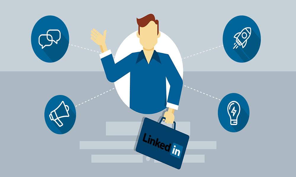 بازاریابی کسب و کار در لینکداین